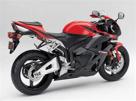 2011 Cbr 600 Rr Abs New Motorcycle