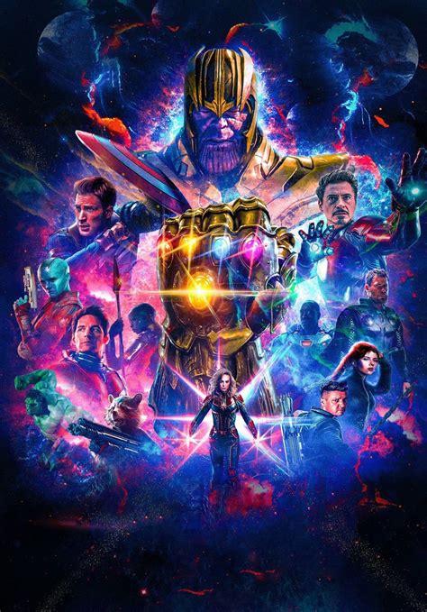 Endgame Marvel Avengers Game