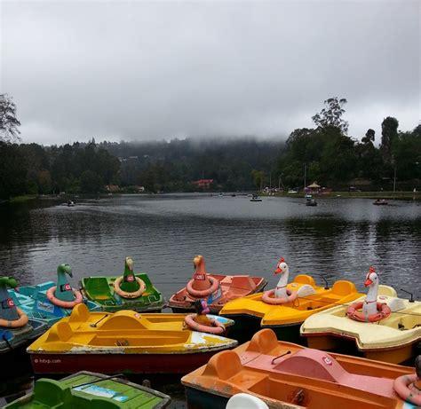 Pedal Boat India by Kodaikanal Lake A Made Lake At Kodaikanal Hill