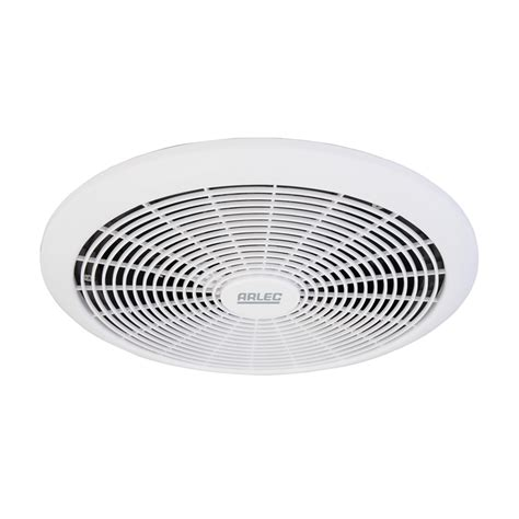 Exhaust Fans For Bathrooms Bunnings by Arlec 200mm Energy Efficient Exhaust Fan Bunnings Warehouse