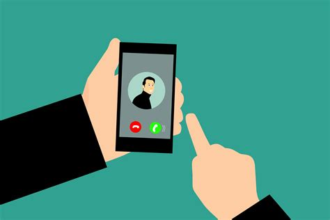 Smartphone, Answer, Contact, Phone Call