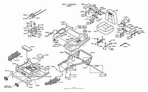 Dixon Ztr 5020  2001  Parts Diagram For Body
