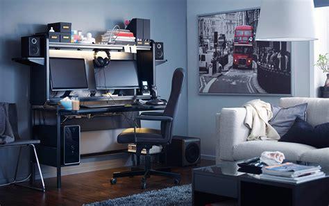 bureau gamer ikea your own gaming space