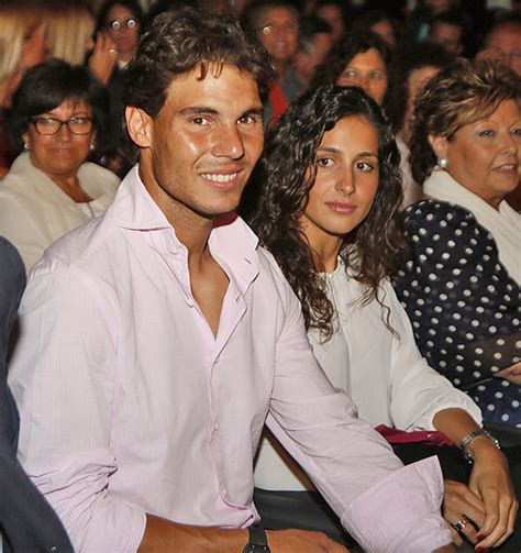 Rafael Nadal is engaged to Mery Perelló