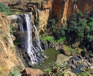 Elands River South Africa Falls