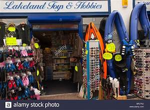 Toys and hobby shop