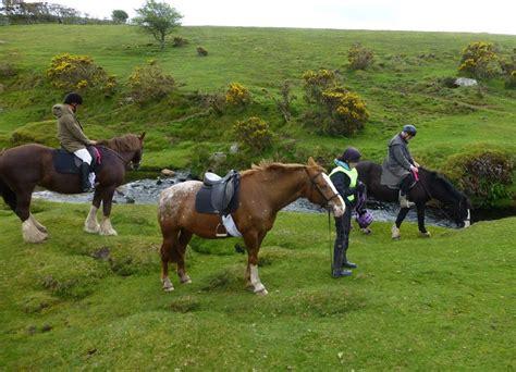 cornwall riding england horseback discover