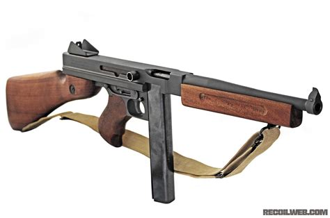 thompson submachine gun tommy boy recoil