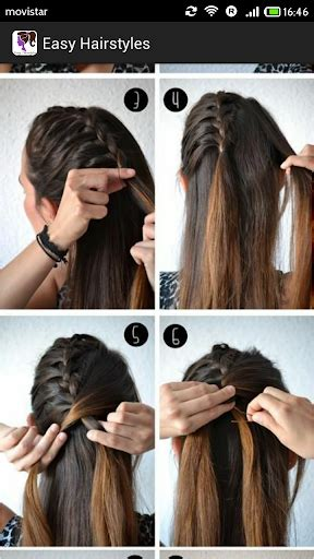 download easy hairstyles step by step for pc