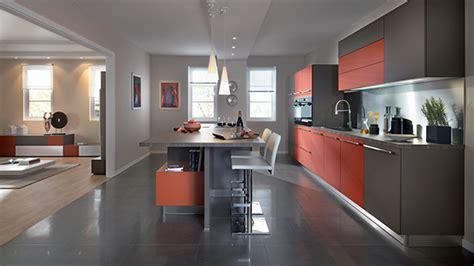 cuisine et salon salon et cuisine americaine cuisine en image