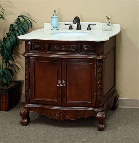 34 inch vanities for bathrooms 34 6 inch single sink vanity wood by bellaterra home in