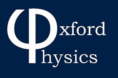 Oxford Holography Physics Seminar