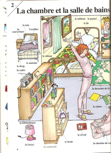 vocabulaire de la chambre le coin franco espagnol 2º eso vocabulaire de la chambre