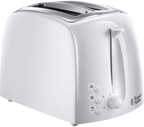 White Toaster by Buy Hobbs Textures 21640 2 Slice Toaster White