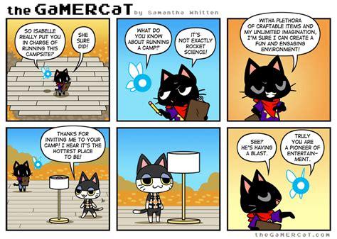 comics  gamercat