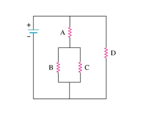 Solved The Circuit Shown Below Figure Consists Four