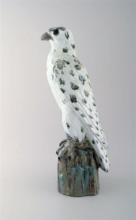 worldantiquenet gudmundur mar einarsson  middal    icelandic falcon  art