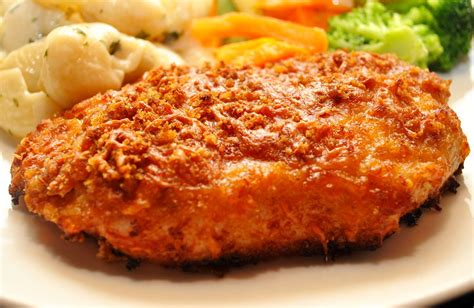 how to bake pork loin chops baked pork chops recipe sparkrecipes