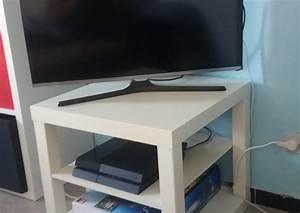 Petit Meuble Tele : fabriquer un meuble t l petit prix bidouilles ikea ~ Teatrodelosmanantiales.com Idées de Décoration