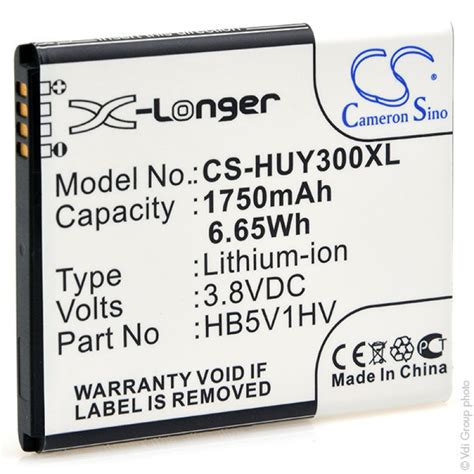 y300 mobile mobile phone battery for huawei ascend y300 gml90600