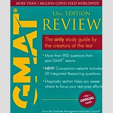 Gmat Top 5 Books For Gmat Preparation Durofy