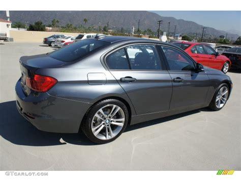 Mineral Grey Metallic 2013 BMW 3 Series 328i Sedan ...