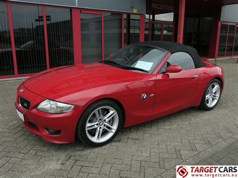 Used 2006 Bmw Z4m Roadster For Sale In Es Eindhoven
