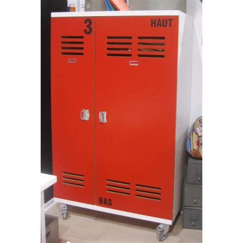 armoire casier mathy  bols penderie pour enfant