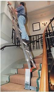 Echelle Pour Escalier : support chelle pour escalier ~ Melissatoandfro.com Idées de Décoration