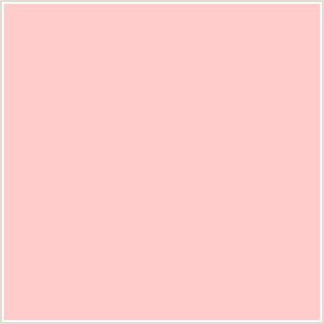 pale pink color ffcccb hex color rgb 255 204 203 light pink