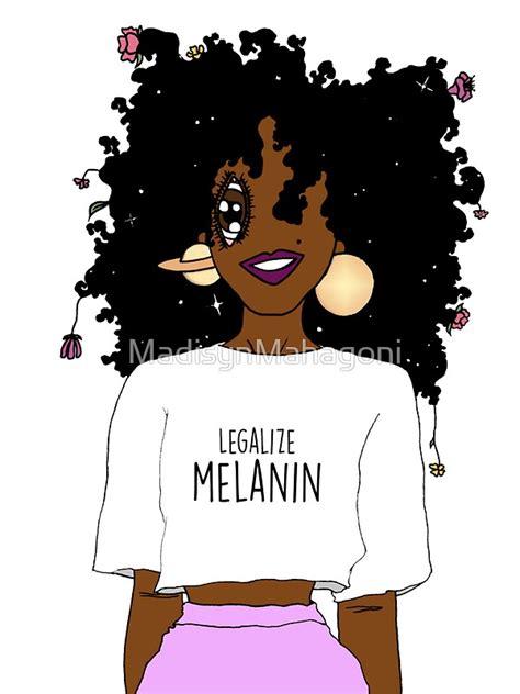 quot legalize melanin o aba quot stickers by madisynmahagoni redbubble