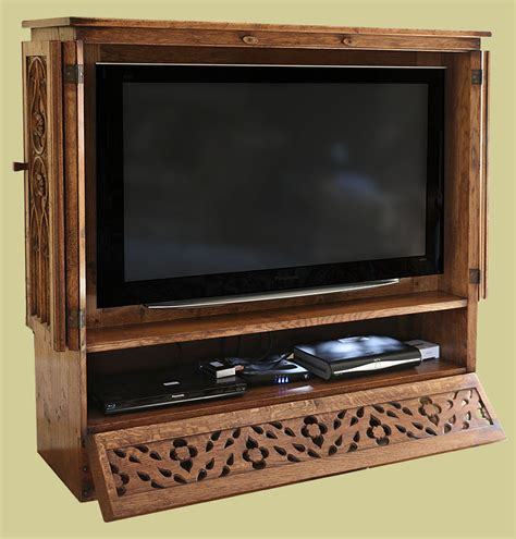 standing cabinets for kitchen new bespoke tv cabinet based on c15th carved oak aumbry 5781