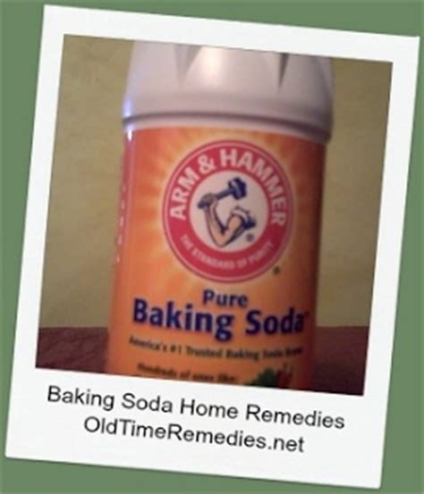 baking soda remedies oldtimeremedies