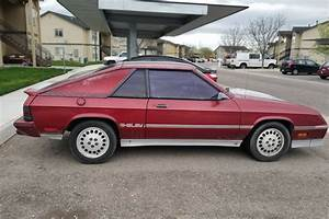 Not A Dodge  1985 Shelby Charger For  1 500