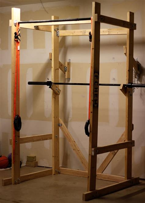 diy power rack build your own power rack end of three fitness