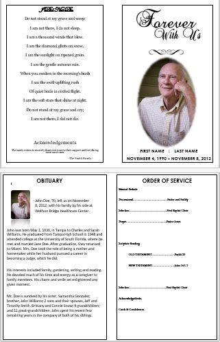create  memorial invitation   fathers