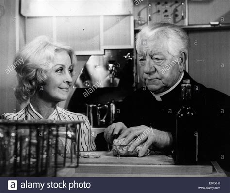 jean gabin actor actor jean gabin and danielle darrieux in film stock photo