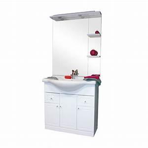 meuble vasque salle de bain brico depot carrelage salle With meuble salle de bain avec vasque brico depot