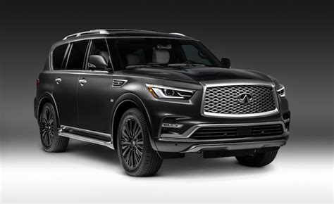 2019 Infiniti Qx60 And Qx80 Get Extra Luxurious Limited
