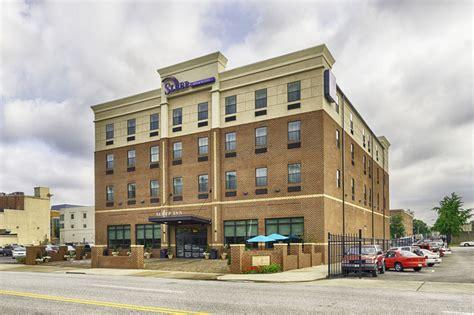 Sleep Inn & Suites Downtown Inner Harbor In Baltimore