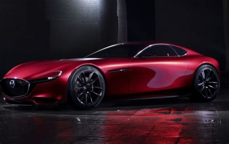 Mazda Rx-vision Concept 2015 Wallpapers
