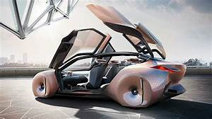 BMW's concept car is a shape shifting, danger-sensing ...