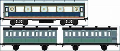 Coaches Princess Muffins Railway Italian Thomas Rolling