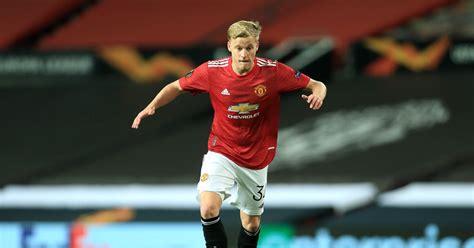 Cavani and Van de Beek start - Manchester United predicted ...