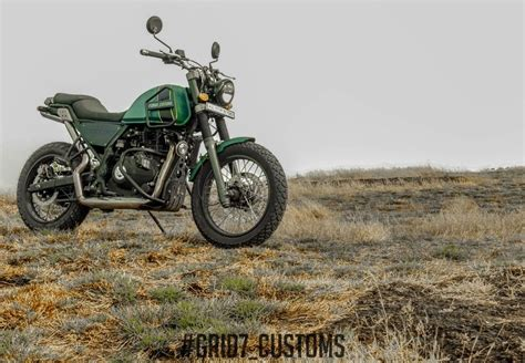 Modification Royal Enfield Himalayan by Modified Royal Enfield Himalayan T