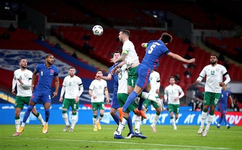 Harry Maguire sets England on way to comfortable win over ...