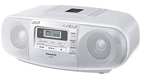 Cd Cassette Player by Best Panasonic Rxd45 Portable Cd Player Prices In