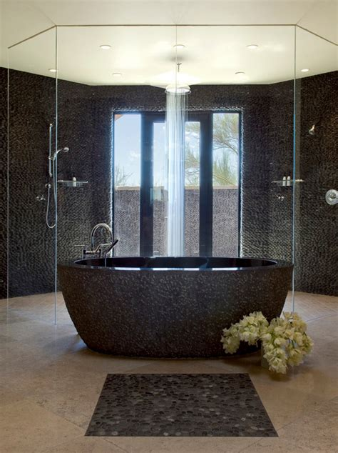 exotic beauty contemporary tile  island stone style