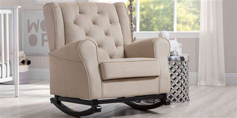 rocker recliner nursery rocking chair recliner for nursery thenurseries