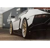 AG Luxury Wheels  Lamborghini Aventador Forged